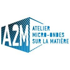 A2M logo Atelier Micro-ondes sur la Matière Cellule de transfert de technologie Aquitaine