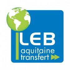 Logo LEB Aquitaine Transfert