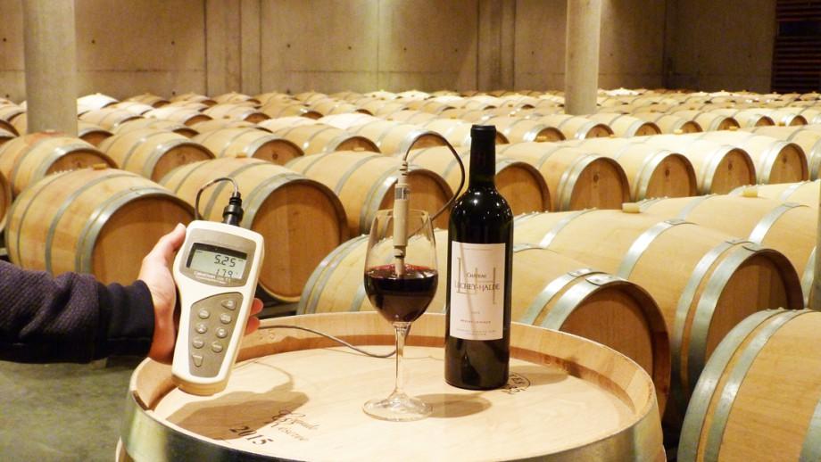 SO2wine Brivatech amarante-process adera dosage sulfites vin