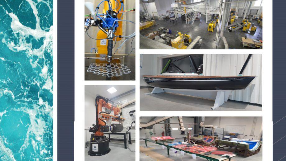 CANOE pavois nautisme matériaux composites