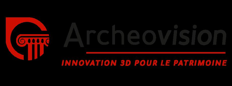 Archeovision services 2020 3D patrimoine