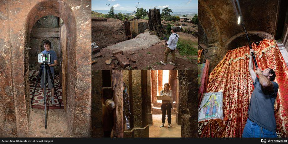 Archeovision 2020 Projet Ethiopie