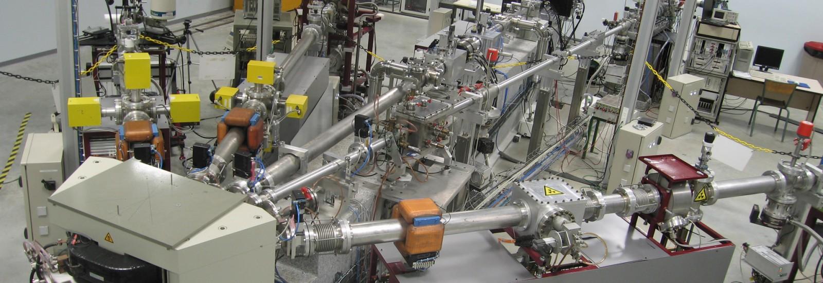 Arcane Analyse nucléaire surface Aquitaine cellule transfert Adera CENBG